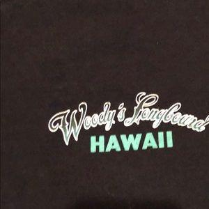 Hanes Shirts - Woody's Longboard T-shirt